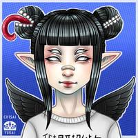 Spiritus Oris - Mei Li by Chisai-Yokai