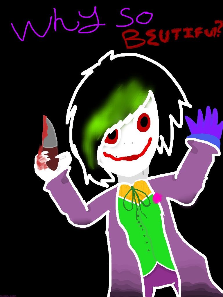 Jeff The Killer Vs The Joker Like jeff the killer vs
