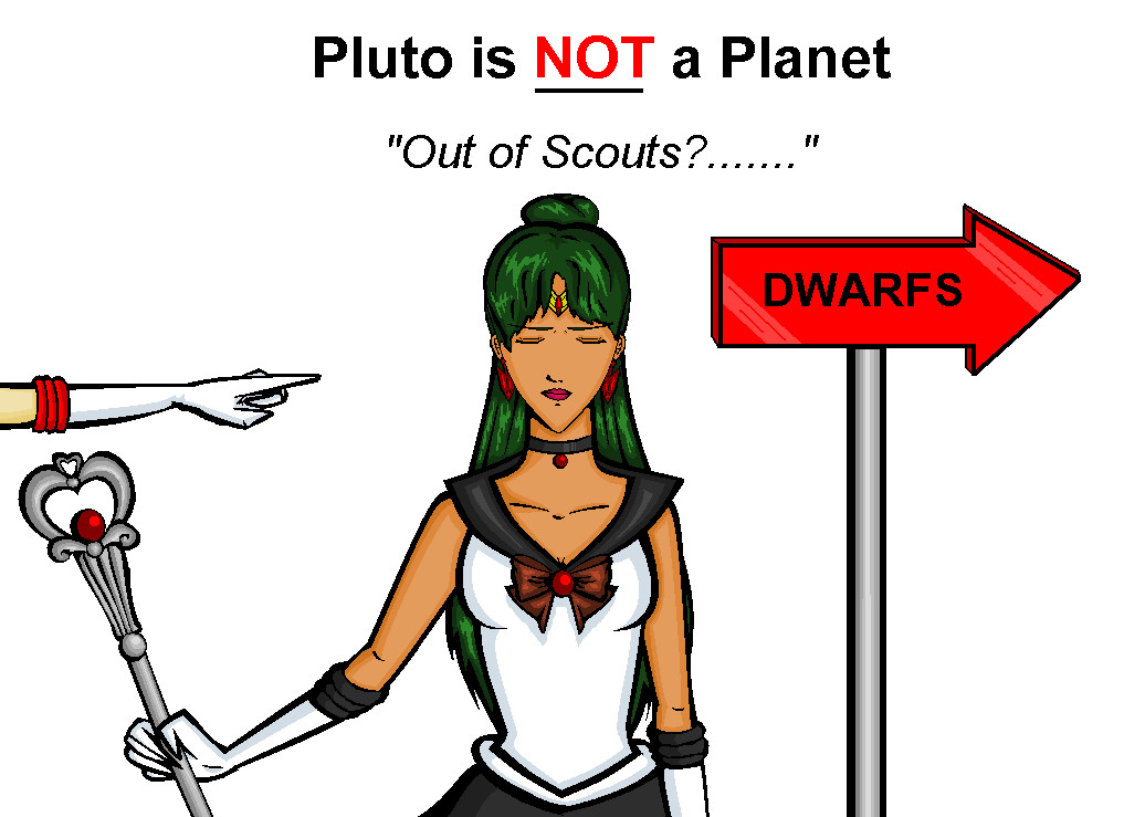 pluto not a planet Pluto, originally considered the ninth planet, was classified as a dwarf planet the icy body and its five moons orbit the sun far out in the kuiper belt.