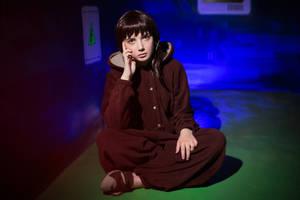 Serial Experiments Lain - Iwakura Lain by Siddi-hartha