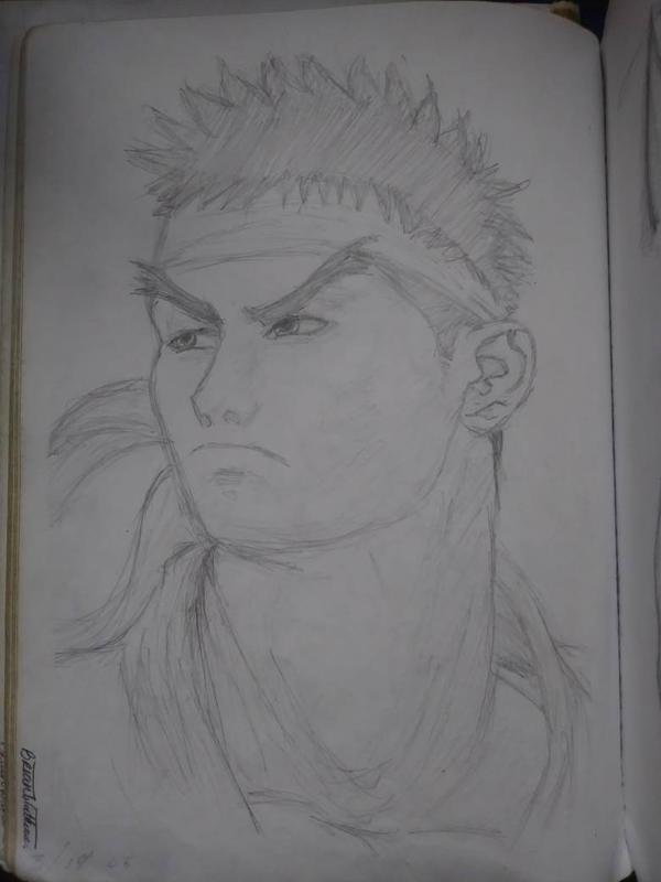 Ryu by swahiligiant