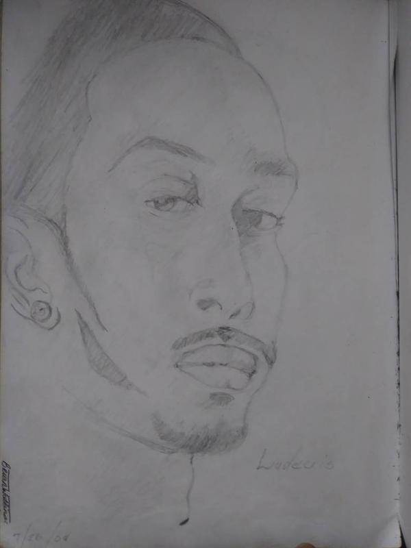 Ludacris by swahiligiant