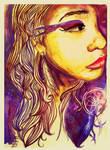 Dreamcatcher by orangeregine