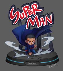 SD superman:hernan guerra by sonab2