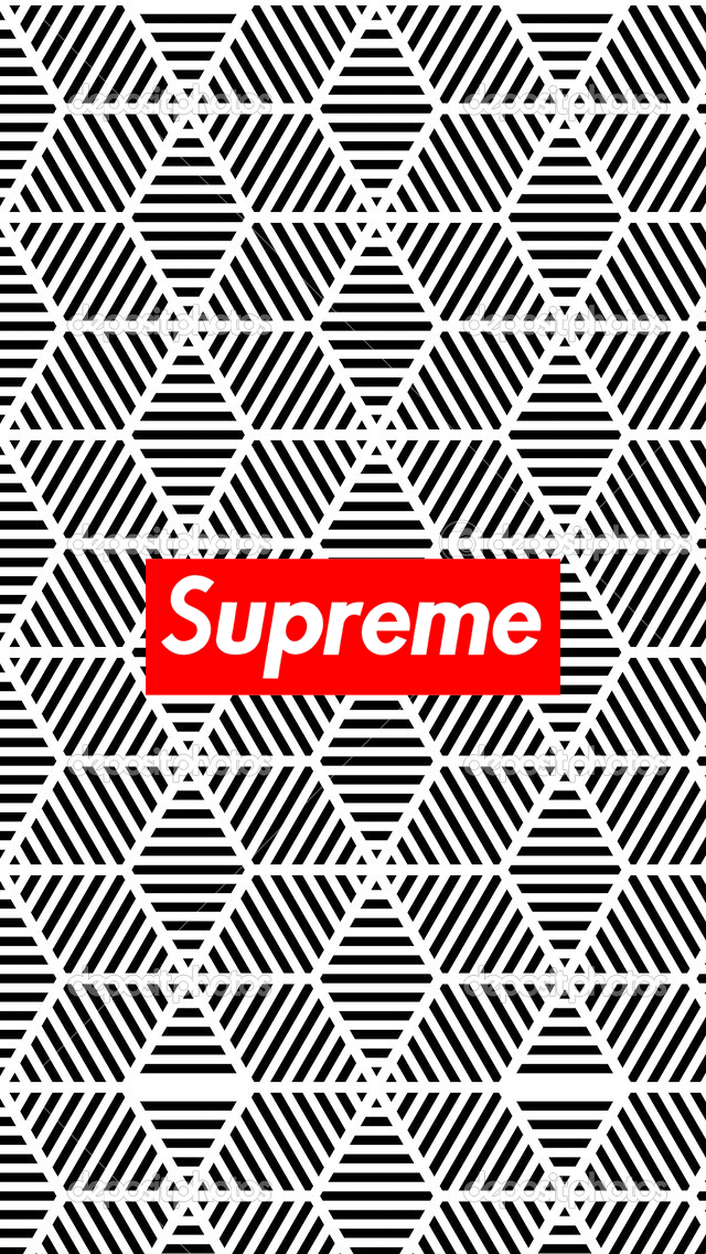 Supreme Geometry Wallpaper Iphone 5 By Jd 0 G On Deviantart