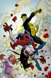 Invincible 88 Cover