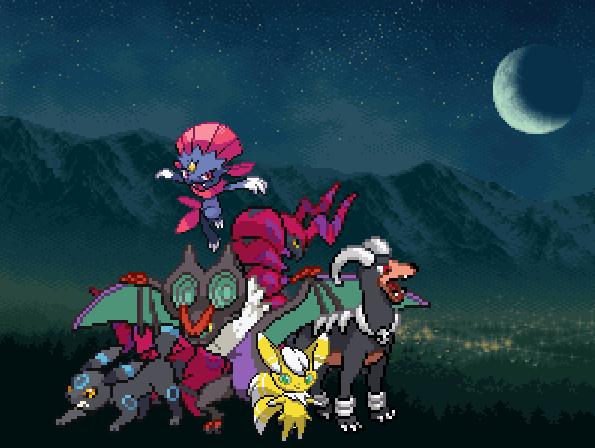 Team Eclipse by MetalGearBlaze