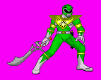 Mighty Morphin Green Power Ranger Tommy Oliver by Empawk