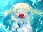 New OC Alice -The first Tear of the sky-