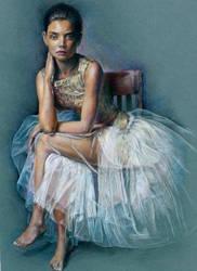 Ballerina by Oksanax