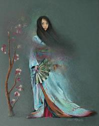 Geisha by Oksanax