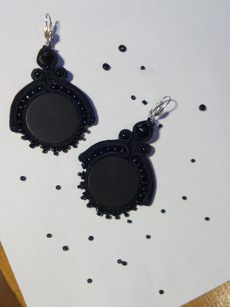 in black by KGD666