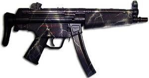 MP5 Lightning Pattern