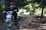 Motorbike Driveby