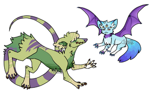 Monster Adopts | Open