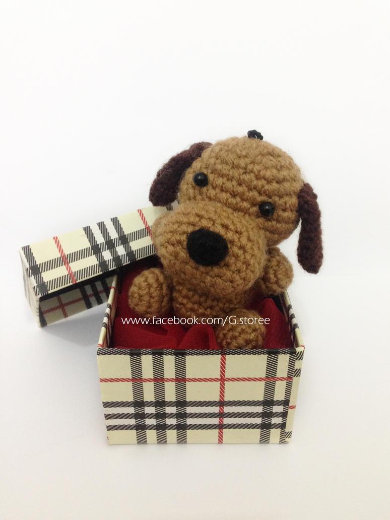 Little Dog amigurumi pattern - discount by GehadMekki