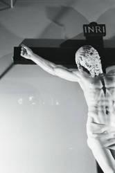 The Christ of El Escorial by BrightJacK