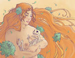 'I love animals' by PaulineRbs