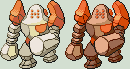 Regirock Sprite by KingOfThe-X-Roads