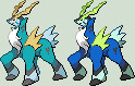 Cobalion Sprite by KingOfThe-X-Roads