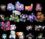 Updated: Galarian Pokemon (WIP)