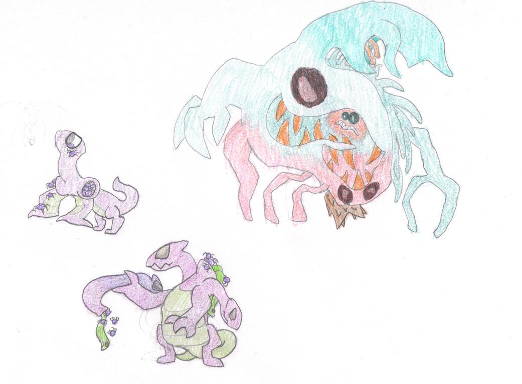 Lovecrafties by Orima-Kazooie