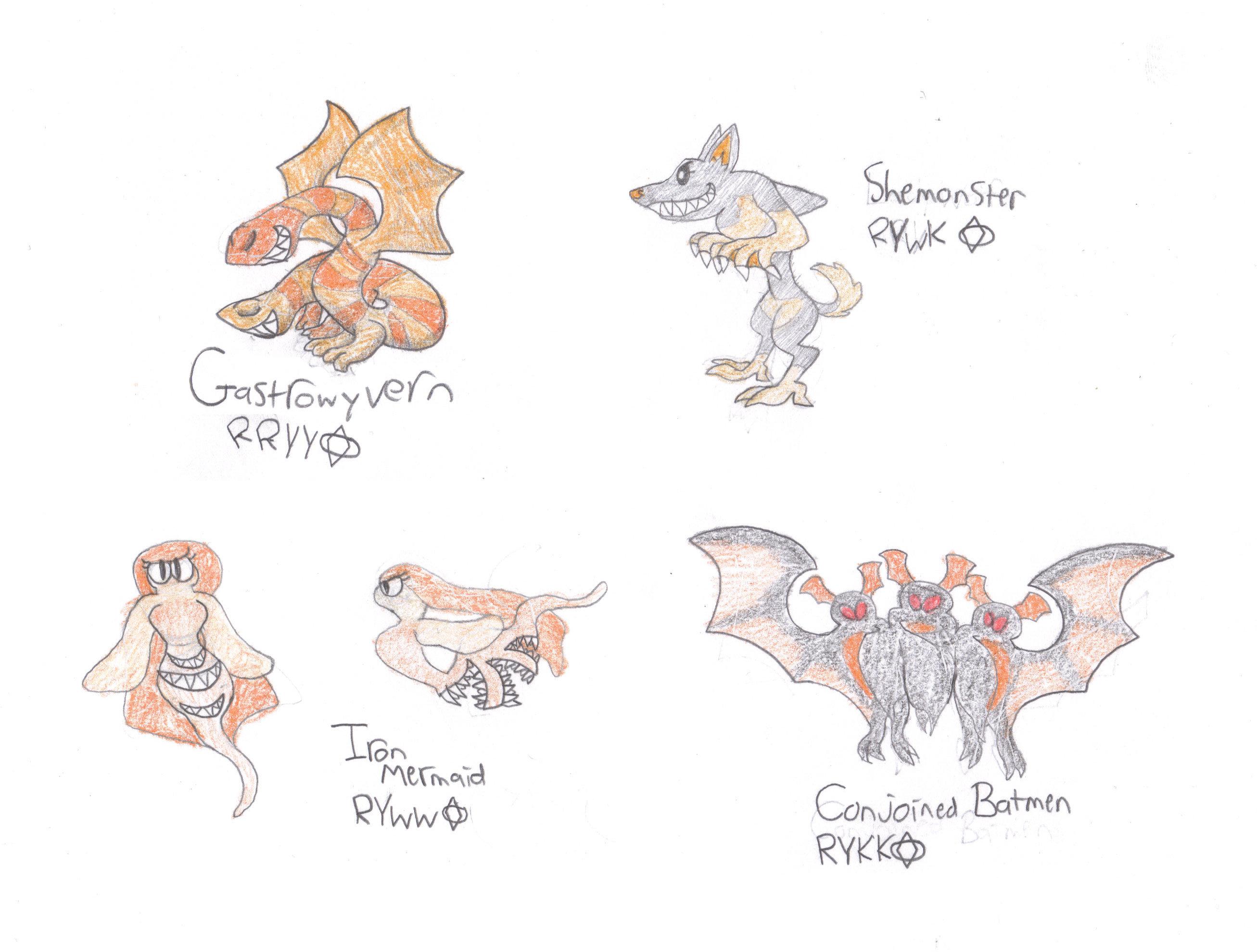 OrangeD: Greek Myths by Orima-Kazooie