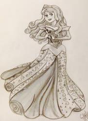Princess Aurora by cehavard90