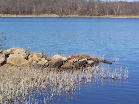 post winter lake l1
