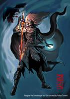 Raeghar The Swordmage by Silvenger