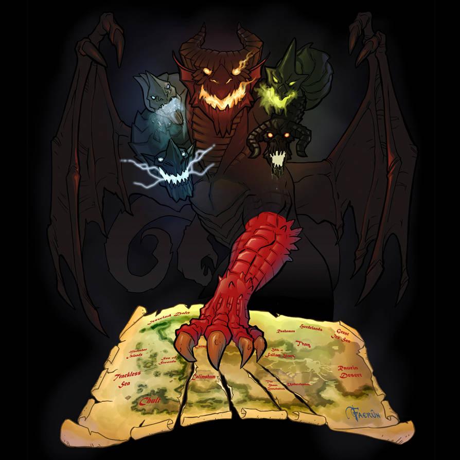 Welovefine Tee Contest!- Tyranny of Dragons