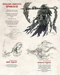 Dragon Hunter Wraith.