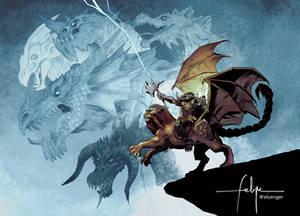 Arkhan The Cruel.