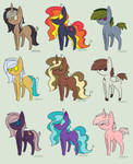 Closed - Free MLP adoptables