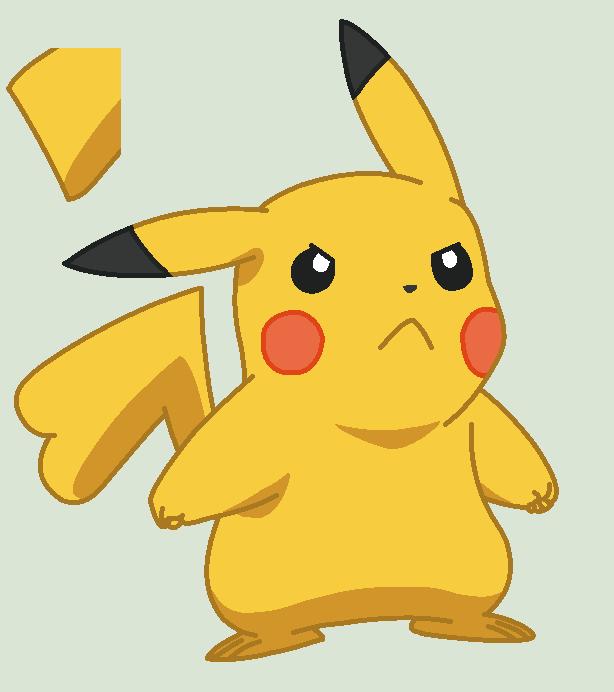 Pokemon Base Pikachu 576308301