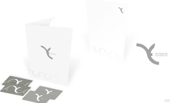 torrejana - corporate identity