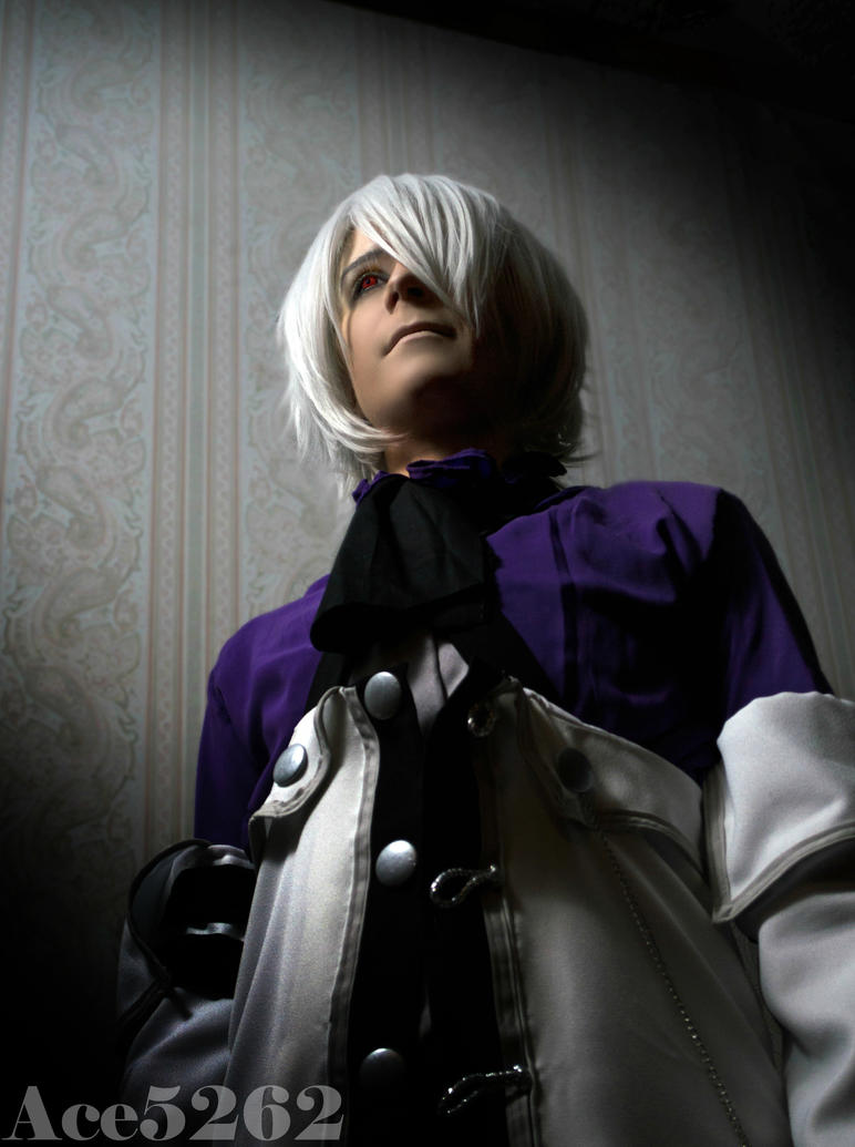Pandora Hearts Xerxes Break by Lostdreamz82