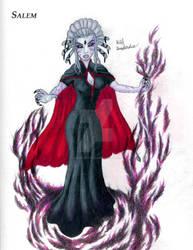 RWBY Salem