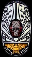 Blade Runner Police Badge