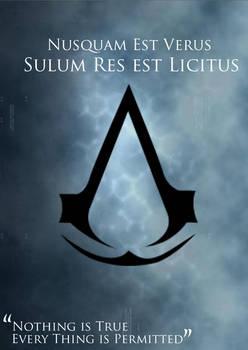 Nothing True.. Assassins Creed