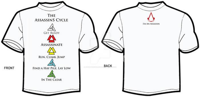 Assassins Creed T-Shirt 1