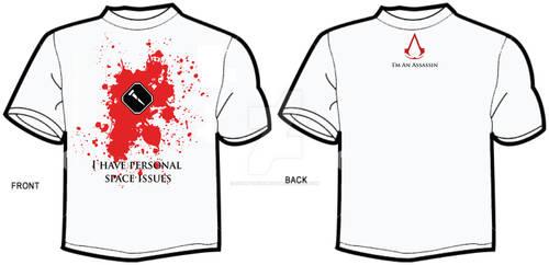 Assassins Creed T-Shirt 2