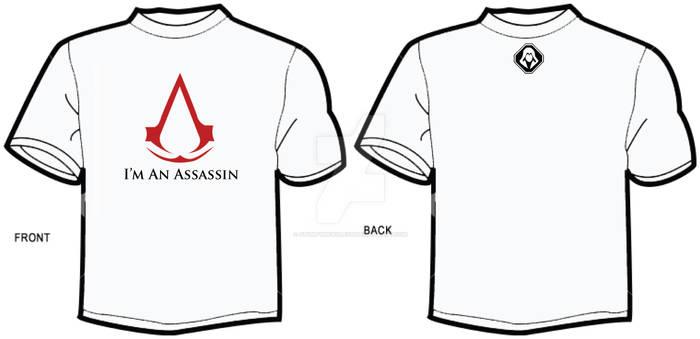 Assassins Creed T-Shirt 3