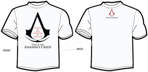 Assassins Creed T-Shirt 4