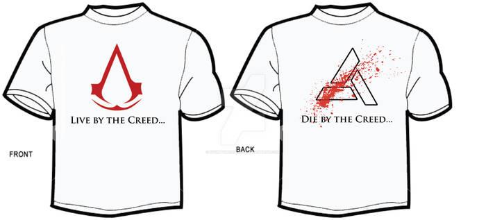 Assassins Creed T-Shirt 5