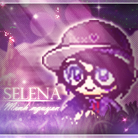 Selena's icon request by PassionForMaple