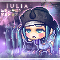 Julia's icon request by PassionForMaple