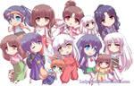 InuYasha Chibi Collection