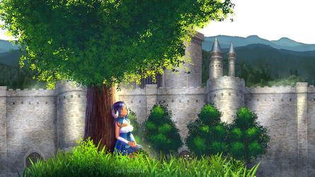 167: Castle (Wallpaper)