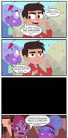 Mewberty AU - Blood moon ball by rikoudu